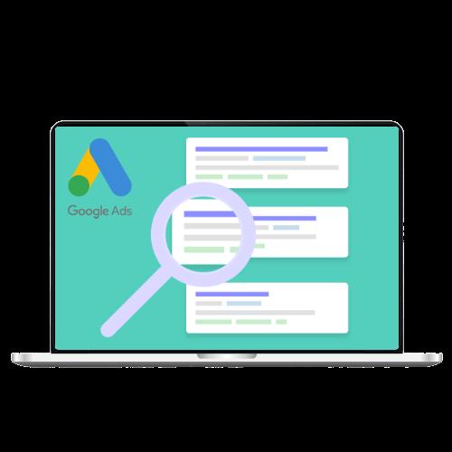 Gestione campagne Adwords - Google ADS
