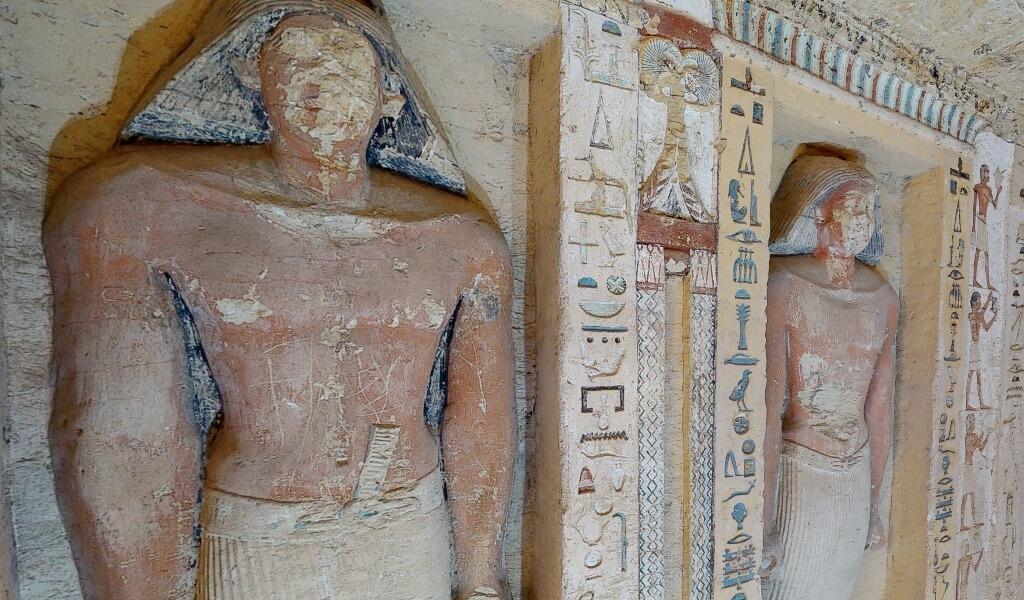 Tomba di Wahti
