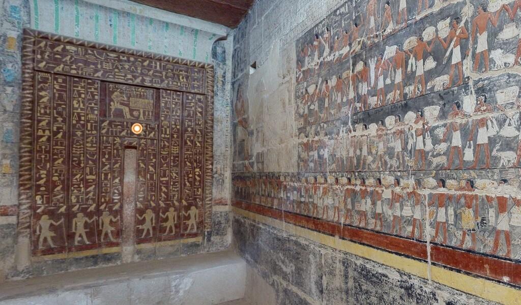 La tomba di Mehu